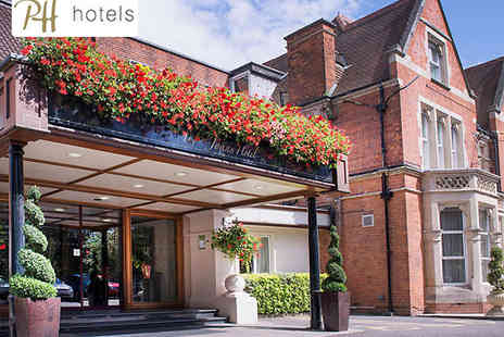The St. Johns Hotel - One or Two Night  Stay for Two  with Daily Full English Breakfast - Save 49%
