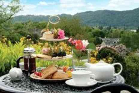Hillthwaite House Hotel - Afternoon tea, prosecco and swim with lake views - Save 0%