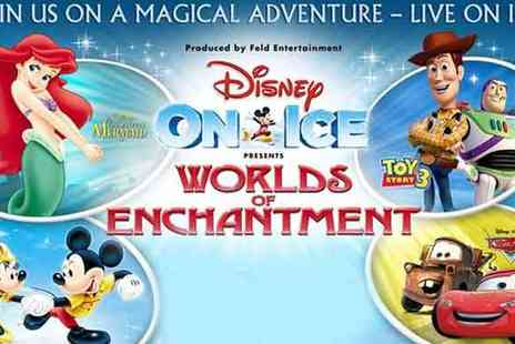 Blue Sea Holidays - Disney on Ice at the O2 with London Hotel Stay - Save 55%