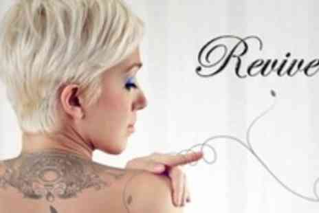 Revive - Four Laser Tattoo Removal Sessions - Save 75%