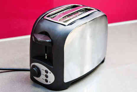 Contemporary Cool Touch Toaster - Two Slice Cool Touch Toaster, Delivery Included - Save 0%