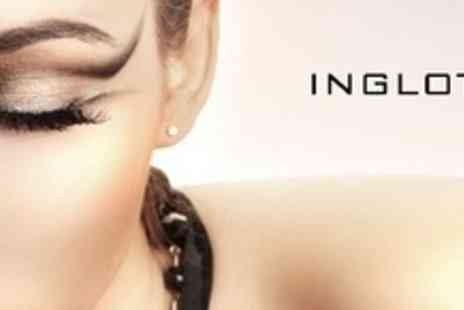 Inglot Aberdeen - Set of Eyelash Extensions With Brow Shape - Save 60%