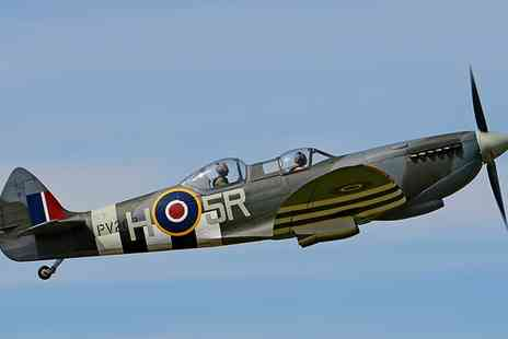 Headcorn Events - Entry to Battle of Britain Air Show For One - Save 50%