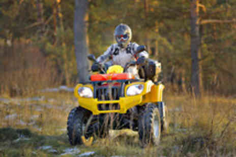 Heart of England Conference - Quad Biking and Archery Experience for One  - Save 72%