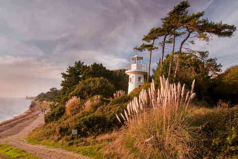 Chris Button Photography - Three Hour Lepe Beach Landscape Photography Course for One - Save 58%