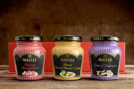 La Maison Maille - £12 Towards Condiments, Kitchen Accessories and Gifts - Save 50%