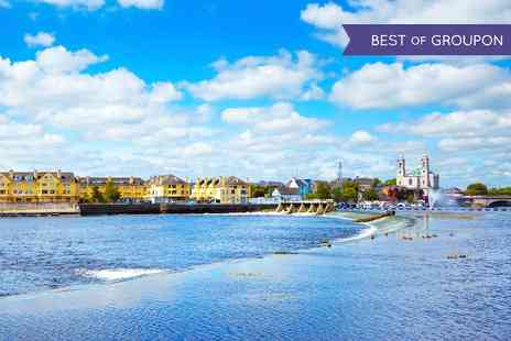 Radisson Blu Hotel Athlone - One Night For Two With Breakfast, Bottle of Wine and Late CheckOut  - Save 59%