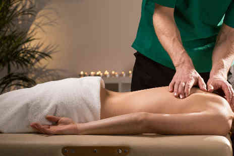 The Compton Clinic - Osteopath Consultation and Treatment  - Save 80%