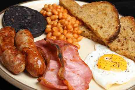 Hole in the Wall Cafe  - Breakfast or lunch  - Save 0%