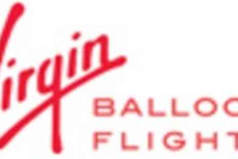 Virgin Balloon Flights - Champagne Hot Air Balloon Flight - Save 18%