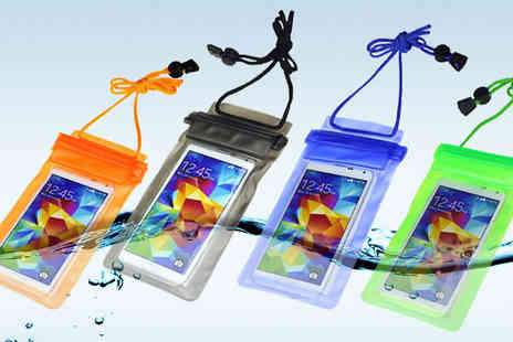 Richardson Group  - Waterproof Phone Pouch - Save 83%