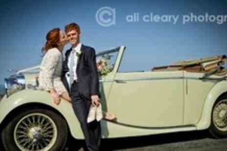Ali Cleary Wedding Photography - Wedding Photography Package With Prints and Photo Album - Save 60%