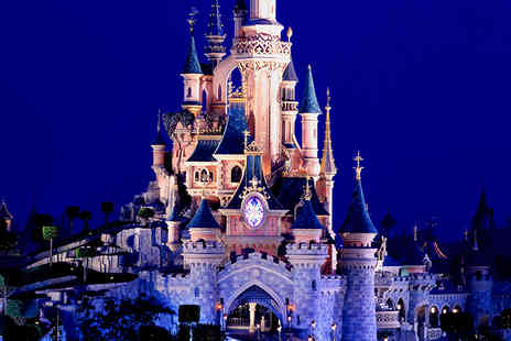 Coach Innovations -  Disneyland  trip including a one day Park pass, fast track ride entry, return coach from a choice of 10 locations and an Eiffel Tower photo stopover - Save 34%