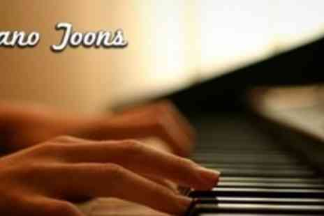 Piano Toons - Two 45 Minute Piano Taster Sessions - Save 56%
