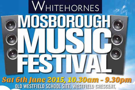 Mosborough Music Festival - Ticket to Mosborough Music Festival  - Save 0%