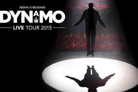 Dynamo Tickets - One tickets to see Dynamo live  - Save 0%