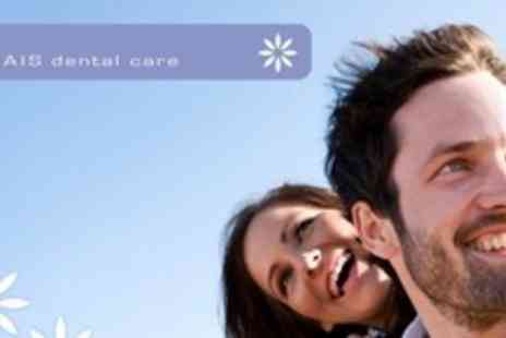 Prais Dental Care - Sparkle Polish Plus Consultation With Two Dental X Rays - Save 78%