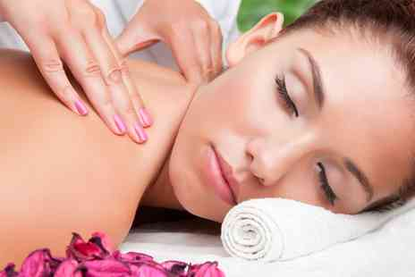 Lirio Therapy - Massage and Body Wrap Plus Facial  - Save 63%