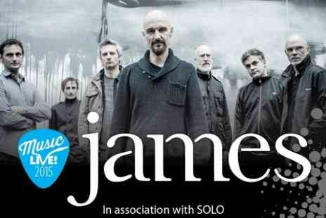 VMS Live 2011  - Tickets to James Concert and Ladies Evening Racing - Save 0%