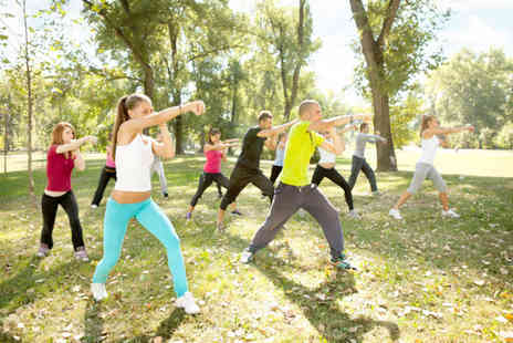 Boost Camp -  Five or Ten Outdoor fitness sessions  - Save 83%