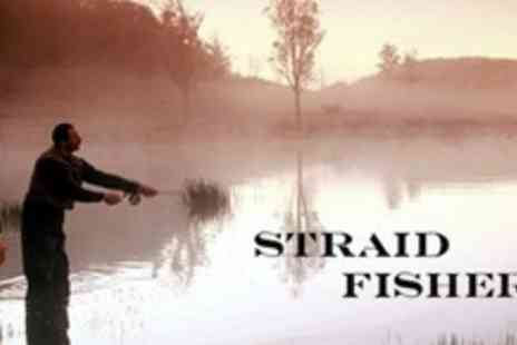 Straid Fishery - Four Hour Fly Fishing Lesson - Save 61%