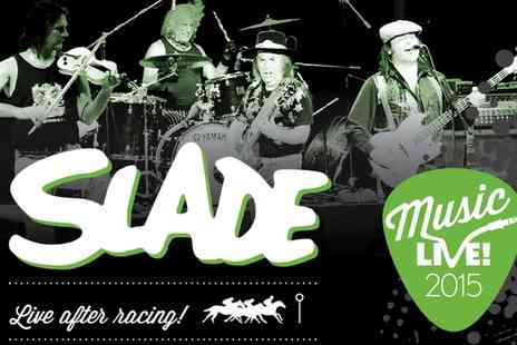 VMS Live 2011  - Ticket  to Slade Live at Wolverhampton Racecourse  - Save 0%