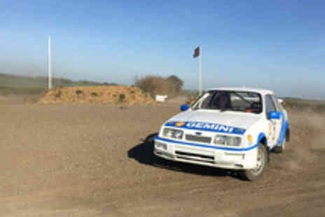 Langley Park Rally School - Sixteen Lap Rally Extreme Driving Experience - Save 72%