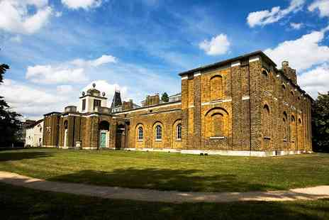 Dulwich Picture Gallery - Ravilious Exhibition and Hitchcock Screening Ticket - Save 38%