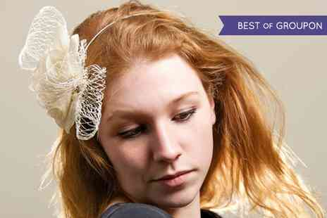 Hats from the Hall - Hat Making Workshop With Refreshments  - Save 0%