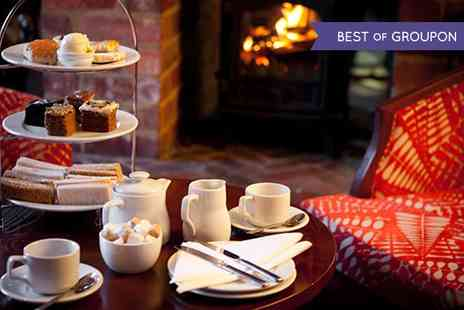 Mercure Letchworth Hall Hotel - Afternoon Tea For Two  - Save 50%