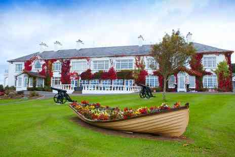 The Crover House Hotel  - One or Two Nights Stay For Two With Breakfast, Dinner Credit and Golf  - Save 36%