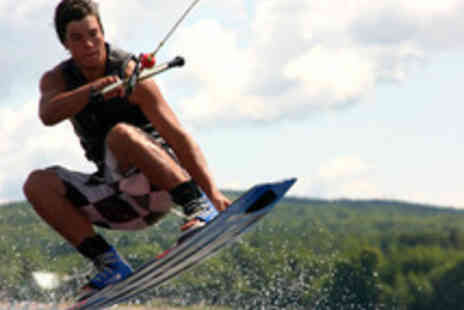 Dudley Water Ski Club - Exhilarating Water Ski or Wakeboard Lesson - Save 44%