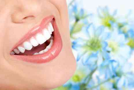 Pure Clinic - Dental implant with ceramic crown including full dental exam and cosmetic consultation - Save 71%