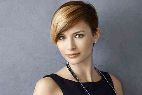 Sher Hair & Beauty - Haircut and Style With Condition - Save 56%
