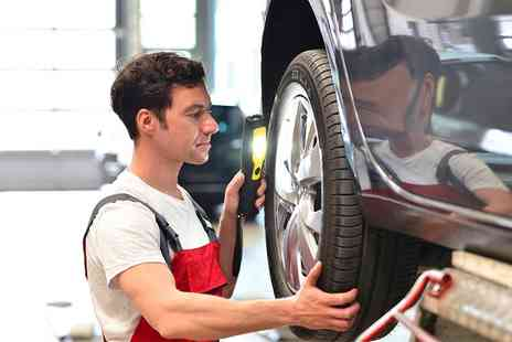 BK Performance - Wheel Alignment Including Adjustments  - Save 73%