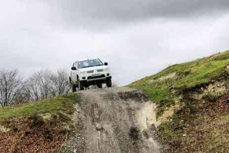 True Grip Off Road - One Hour 4x4 Off Road Driving Experience For One - Save 60%