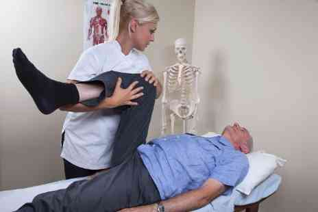 The Pain Clinic - One Hour Osteopathic Session - Save 62%