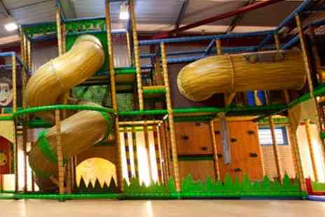Jungle Jacks Newquay - Soft Play For Two  - Save 45%
