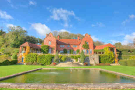 Port Lympne Reserve - Romantic Safari Inspired Getaway for Two in a Luxury Mansion Hotel - Save 43%