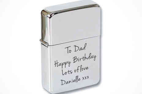 Printmy photo  - Personalised Lighter - Save 70%