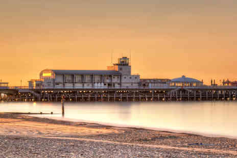 Great Little Breaks - Two night Bournemouth break for two with dinner  - Save 31%
