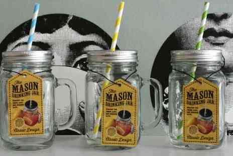 Mooch - Mason Drinking Jar  - Save 60%