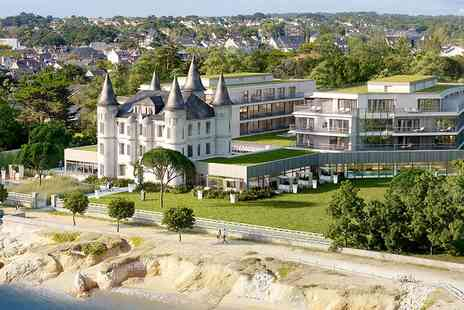 Relais Thalasso baie de la Baule - Three nights stay with breakfast, dinner and spa - Save 51%