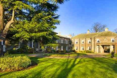 Doxford Hall Hotel  - 2 AA Rosette Lunch & Spa Access  - Save 50%