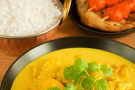 Cafe Sekander Indian Restaurant - Two Course Indian Meal for Two with Wine - Save 51%
