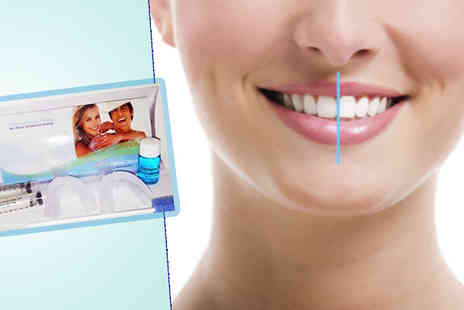 Get Gorgeous - California Smile Teeth Whitening Kit - Save 81%
