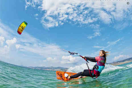 The Kite Trip - Two Hour Introduction to Kitesurfing Lesson for One  - Save 53%