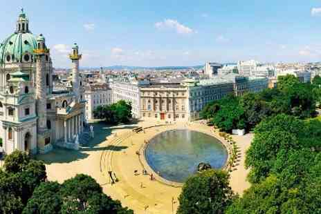 Eurotours - Two or Three Nights stay For Two With Breakfast - Save 0%