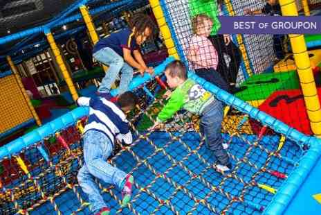Teenie Weenies - Soft Play Entry For One  - Save 44%