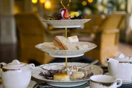 The New Forge - Sparkling Afternoon Tea For Two - Save 0%